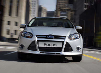 2013 Ford Focus Road Test and Review