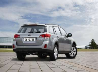 Fast Five: Best AWD Crossovers for 2012