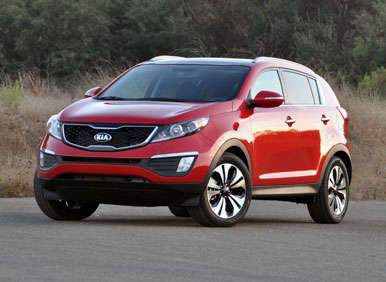 2013 Kia Sportage SX Turbo Road Test And Review: Pricing And Trim Levels