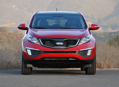 2013 Kia Sportage SX Turbo Road Test And Review