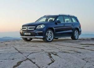 Motor Trend: All-new 2013 Mercedes-Benz GL is SUV of the Year