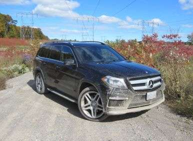 First Drive Review - 2013 Mercedes-Benz GL-Class