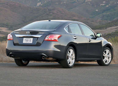 Superior 2013 Nissan Altima Road Test And Review: What Itu0027s Up Against