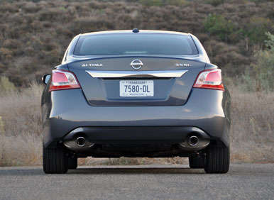 2013 Nissan Altima Road Test And Review: Final Thoughts