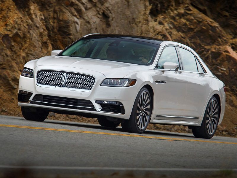 10 Of The Best Luxury Sedans: 10 Cars With The Most Comfortable Seats