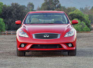 2013 Infiniti G37 Coupe Road Test and Review