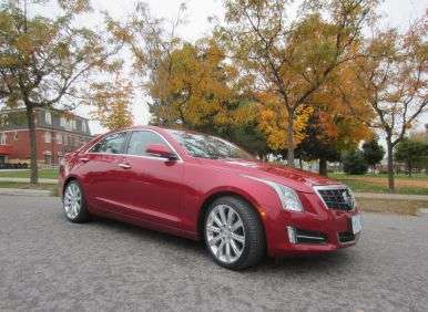 First Drive Review- 2013 Cadillac ATS