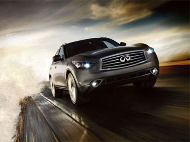 Best 2012 AWD Luxury SUVs