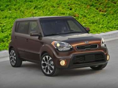2013 Kia Soul Claims 2012 Active Lifestyle Award