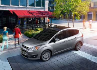 2013 Ford C-MAX Energi Earns Golden State Rebate