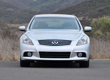 2017 Infiniti G37 Sedan Road Test And Review