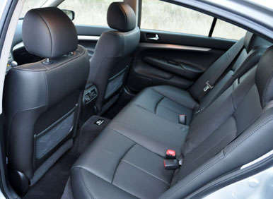 2013 Infiniti G37 Sedan Road Test And Review Autobytel Com