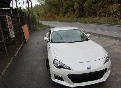 Road Test and Review - 2013 Subaru BRZ
