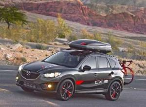2013 Mazda CX-5 Gets the SEMA Treatment