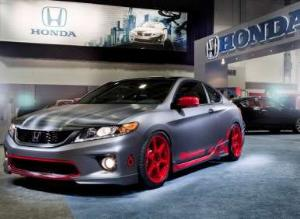 2012 SEMA Show: Production Appearance Packages Debut for 2013 Honda Accord