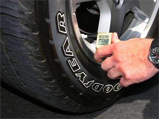 What Are Nitrogen Filled Tires?