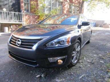 Road Test and Review - 2013 Nissan Altima 3.5 SL