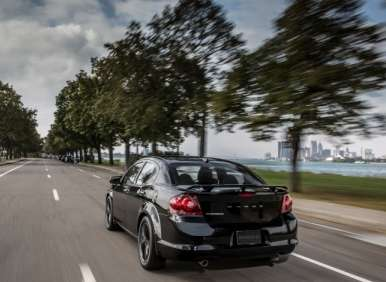 Blacktop Jungle: New Special Editions for Dodge Avenger, Dodge ...