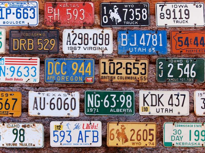 How To Get A Personalized License Plate | Autobytel.com
