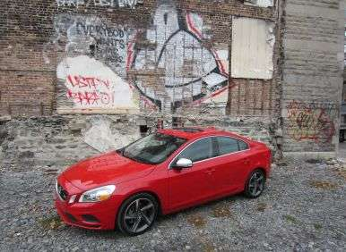 Road Test and Review - 2013 Volvo S60 T6 AWD R-Design