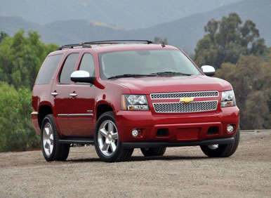 Chevrolet Tahoe Road Test And Review Autobytelcom - 2013 chevy tahoe pics