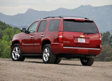 2013 Chevrolet Tahoe Road Test And Review Autobytel Com