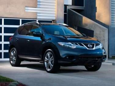 2013 Nissan Murano Arrives in Dealerships with 2012 MSRP