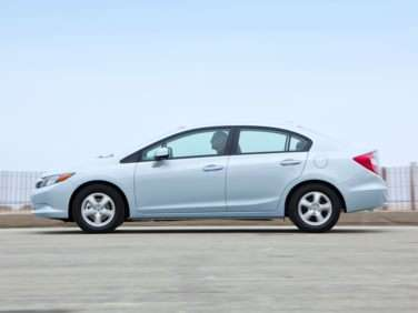 Buy a 2012 Honda Civic Natural Gas, Get $3K Worth of Natural Gas