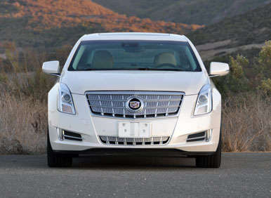 2013 Cadillac XTS Road Test and Review