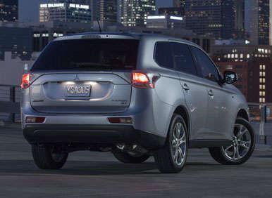 2012 Ford Escape For Sale >> 2014 Mitsubishi Outlander Preview: 2012 Los Angeles Auto ...