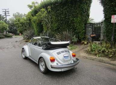 2013 Volkswagen Beetle Convertible vs. 1979 Volkswagen Beetle Convertible: A Comparison