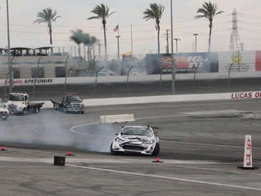 Scion Racing at Formula Drift Irwindale