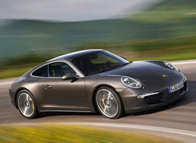 2013 Porsche 911 Carrera 4/4S Preview: 2012 Los Angeles Auto Show