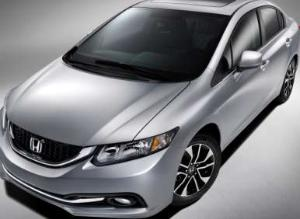 2012 Honda Civic Sets Sales Record as 2013 Honda Civic Debuts