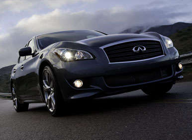 2013 Infiniti M37 Road Test and Review