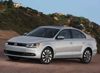2017 Vw Jetta Hybrid Running The Numbers
