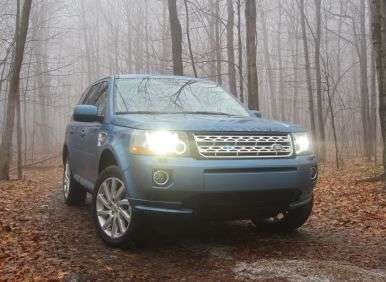 First Drive - 2013 Land Rover LR2