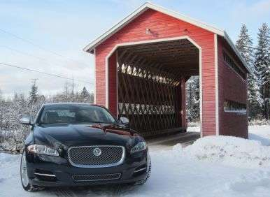 First Drive - 2013 Jaguar XJ 3.0 AWD