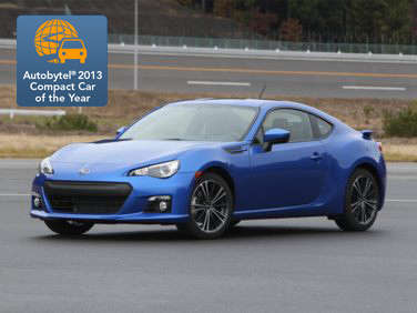Autobytel 2013 Compact/Coupe of the Year: Scion & Subaru Twins