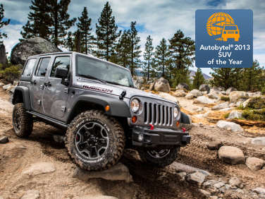 Autobytel 2013 SUV of the Year: Jeep Wrangler