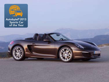 Autobytel 2013 Sports Car of the Year: Porsche Boxster S