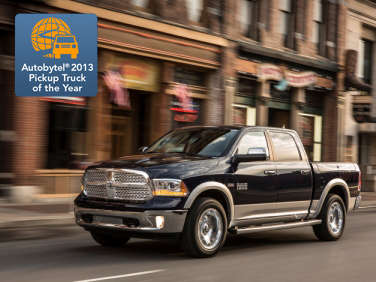 Autobytel 2013 Pickup Truck of the Year: RAM 1500