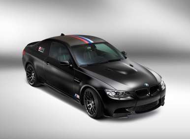 BMW Celebrates DTM Victory With New Special Edition M3