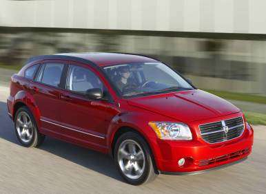 01 2017 Dodge Caliber The Active Compact Driver