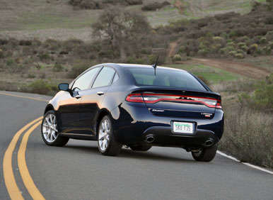 2013 Dodge Dart Limited Quick Spin Review Autobytel Com