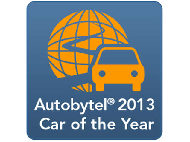 2013 Car of the Year Gallery