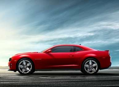 GM Bringing Chevy Camaro Production Back to the U.S.