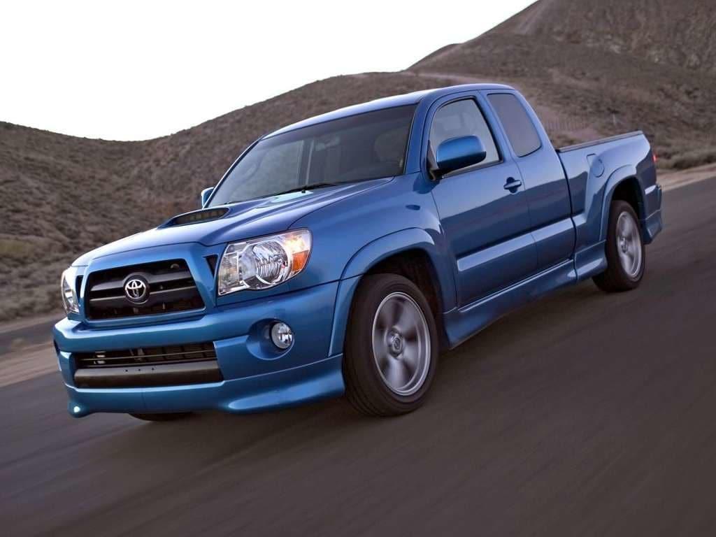 7) 2006 2007 Toyota Tacoma