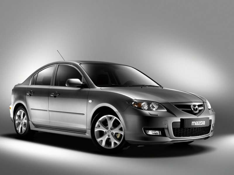 6) 2006 2007 Mazda Mazda3 Great Ideas