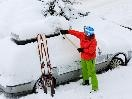 winter snow ski
